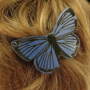 Small Butterfly Barrette