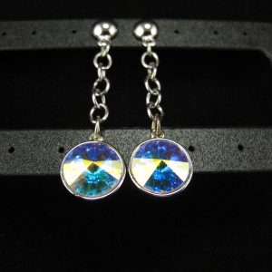 Swarovski Dangle – Crystal AB