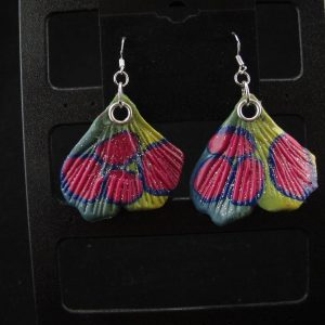 Butterfly Wings – Pink Spots