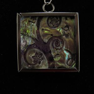 Faux Dichroic Glass – 'Tree'