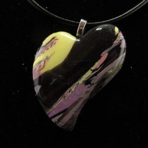 Abstract Skewed Heart 3