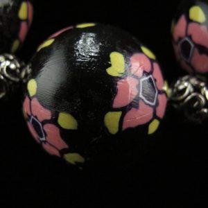 Mega-Sized Millefiori Necklace