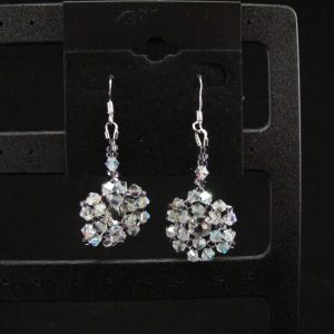 Swarovski Crystal Montee Earrings