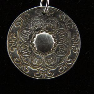 Flower Pattern Medallion