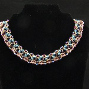 Bejewelled Collar