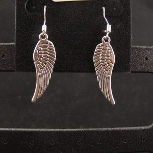 Christmas Angel Wings Earrings