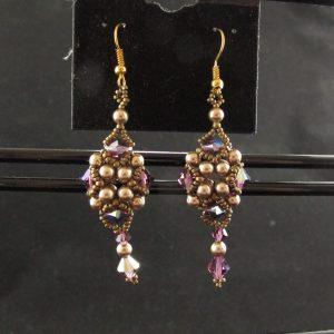 'Art Deco' style Earrings