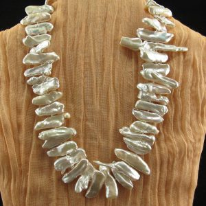 South Sea Shell – Pearl Necklace