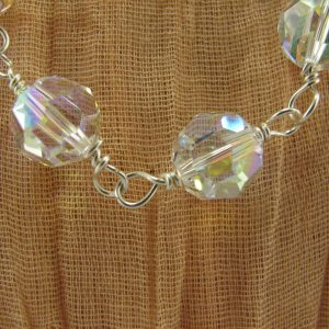 Czech Crystal Necklace