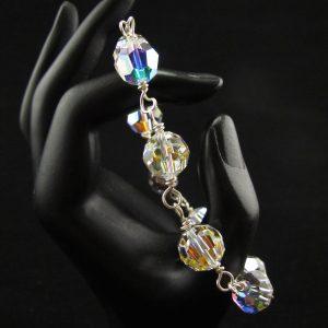 Swarovski Crystal (12 mm) Bracelet