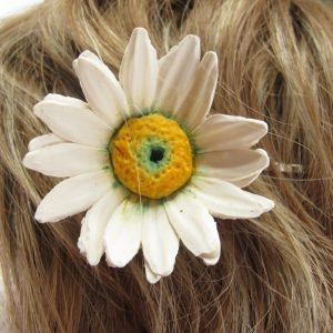 Daisy Hair Pin
