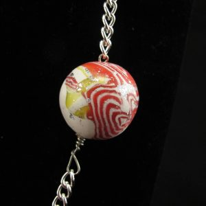 Rolled Mokume Gane Beads