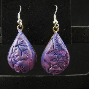 Pink & Purple Crystal Clay