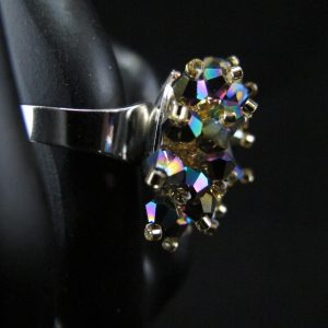 Pom Pom Ring – Thunder Polish Crystals.