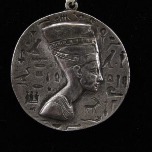 Large Nefertiti Medallion