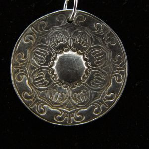 Flower Pattern Medallion