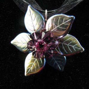Leaf Pendant Style 2
