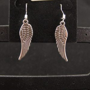 Christmas Angel Wings Earrings