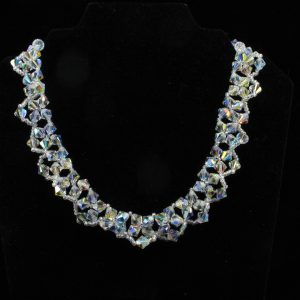 Swarovski Crystal Bling Necklace