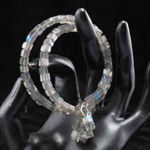 Gem Quality Labradorite Bracelet